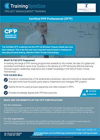 Toraza Zenith Cp3p training brochure